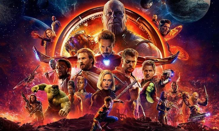 Infinity War 1